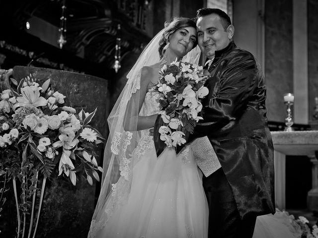 Il matrimonio di Andrea e Denise a Montichiari, Brescia 114
