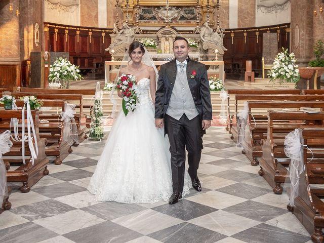 Il matrimonio di Andrea e Denise a Montichiari, Brescia 115