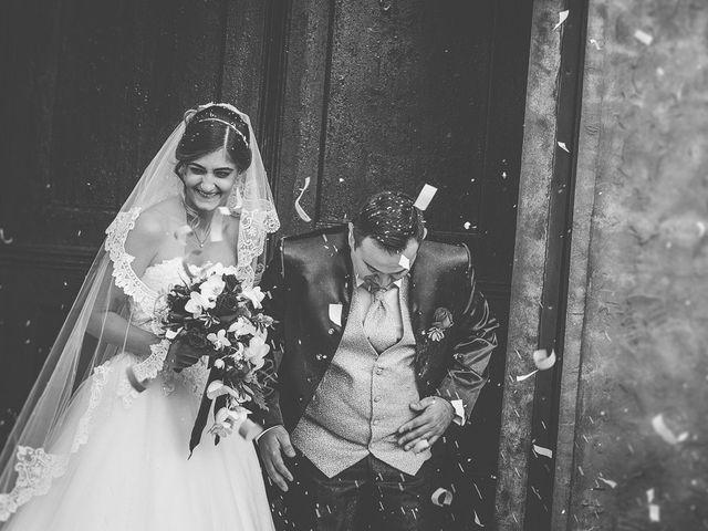 Il matrimonio di Andrea e Denise a Montichiari, Brescia 117