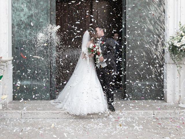 Il matrimonio di Andrea e Denise a Montichiari, Brescia 118