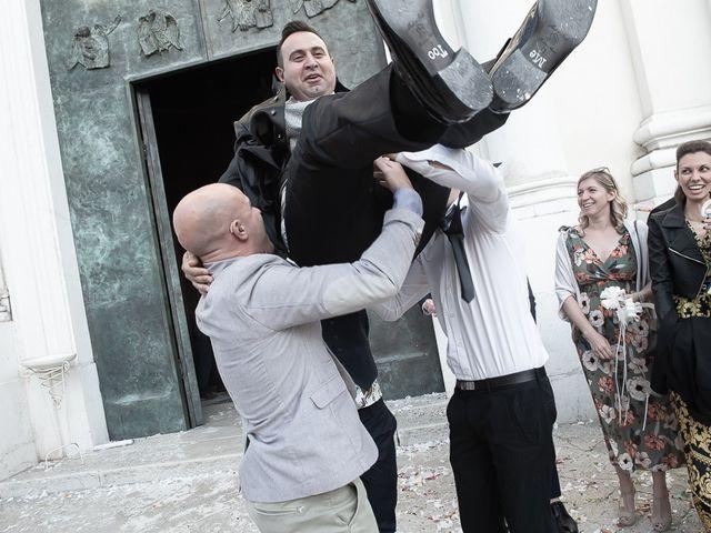 Il matrimonio di Andrea e Denise a Montichiari, Brescia 1