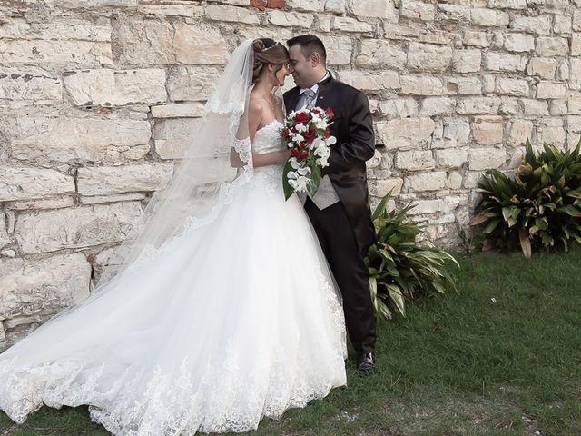 Il matrimonio di Andrea e Denise a Montichiari, Brescia 120