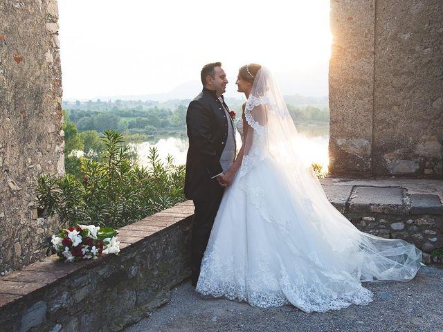 Il matrimonio di Andrea e Denise a Montichiari, Brescia 121