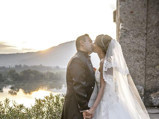 Il matrimonio di Andrea e Denise a Montichiari, Brescia 122