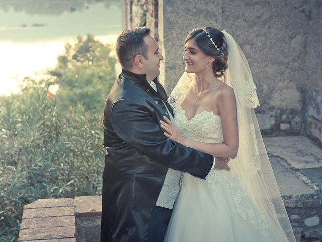 Il matrimonio di Andrea e Denise a Montichiari, Brescia 124
