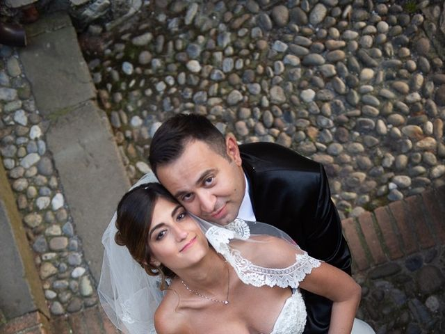 Il matrimonio di Andrea e Denise a Montichiari, Brescia 127