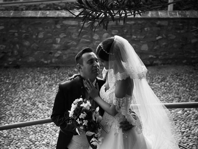 Il matrimonio di Andrea e Denise a Montichiari, Brescia 128