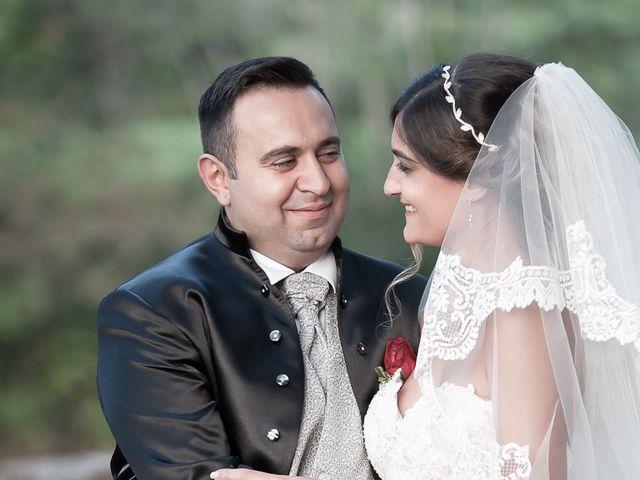 Il matrimonio di Andrea e Denise a Montichiari, Brescia 130
