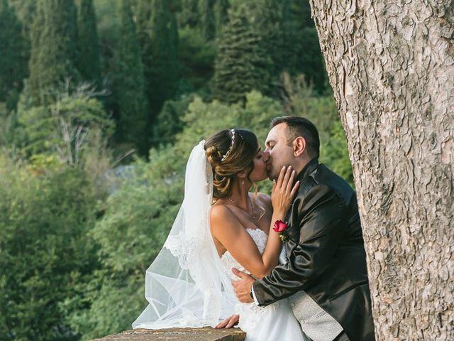 Il matrimonio di Andrea e Denise a Montichiari, Brescia 131