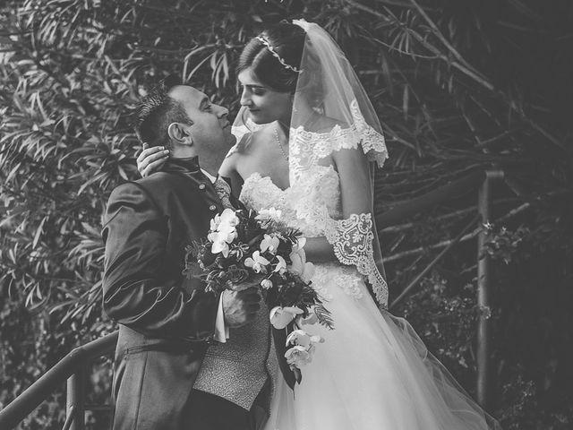 Il matrimonio di Andrea e Denise a Montichiari, Brescia 133