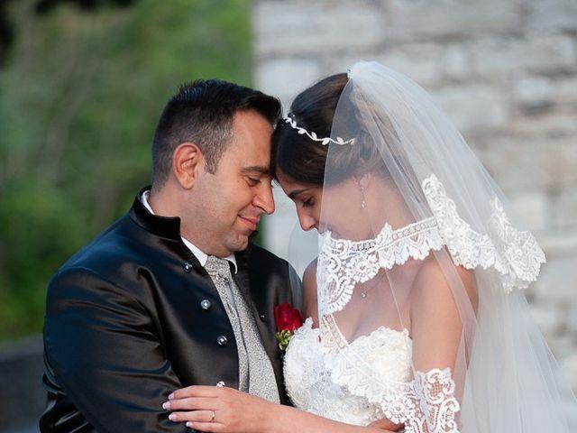 Il matrimonio di Andrea e Denise a Montichiari, Brescia 136