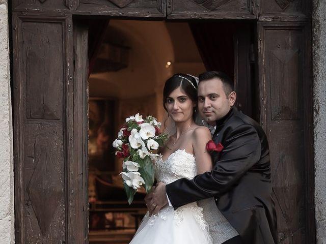 Il matrimonio di Andrea e Denise a Montichiari, Brescia 137