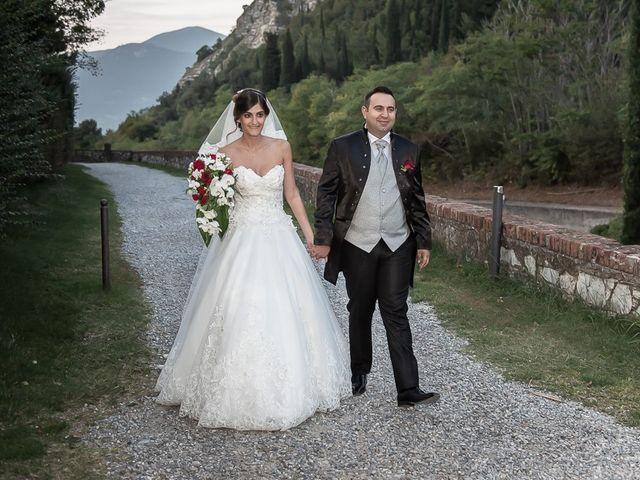 Il matrimonio di Andrea e Denise a Montichiari, Brescia 139