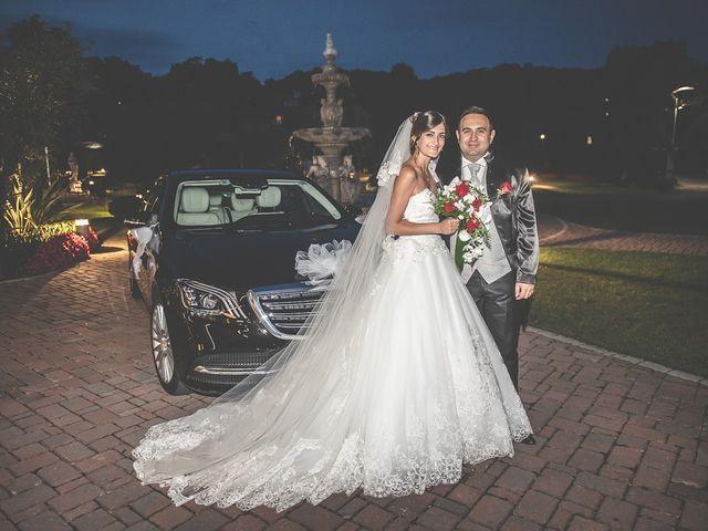 Il matrimonio di Andrea e Denise a Montichiari, Brescia 140