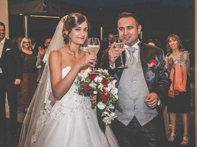 Il matrimonio di Andrea e Denise a Montichiari, Brescia 141