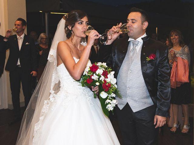 Il matrimonio di Andrea e Denise a Montichiari, Brescia 142
