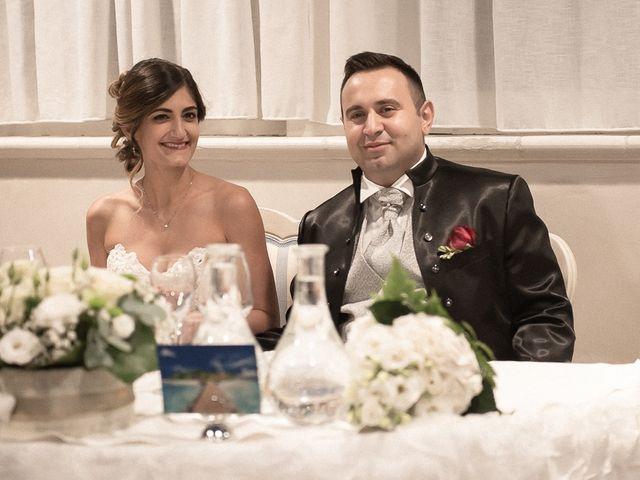 Il matrimonio di Andrea e Denise a Montichiari, Brescia 143