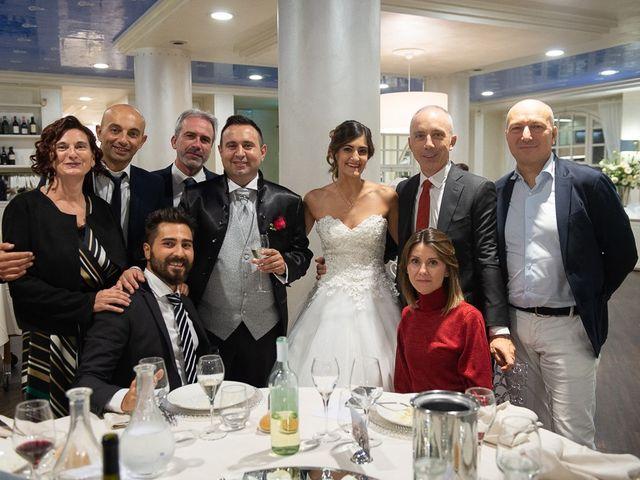 Il matrimonio di Andrea e Denise a Montichiari, Brescia 146