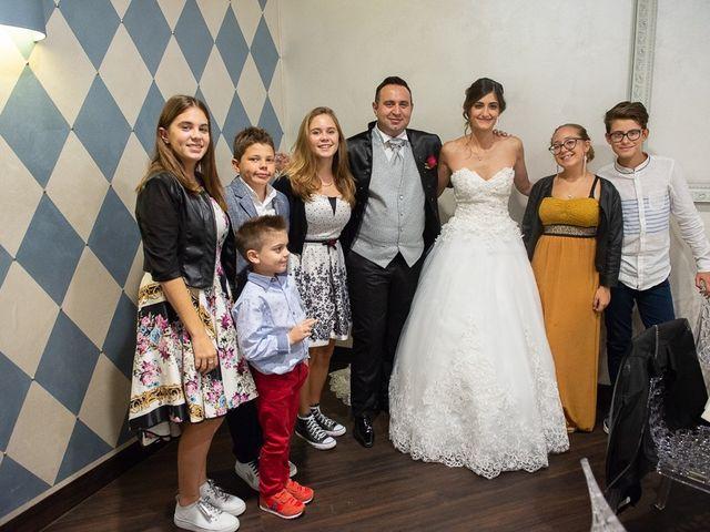 Il matrimonio di Andrea e Denise a Montichiari, Brescia 147