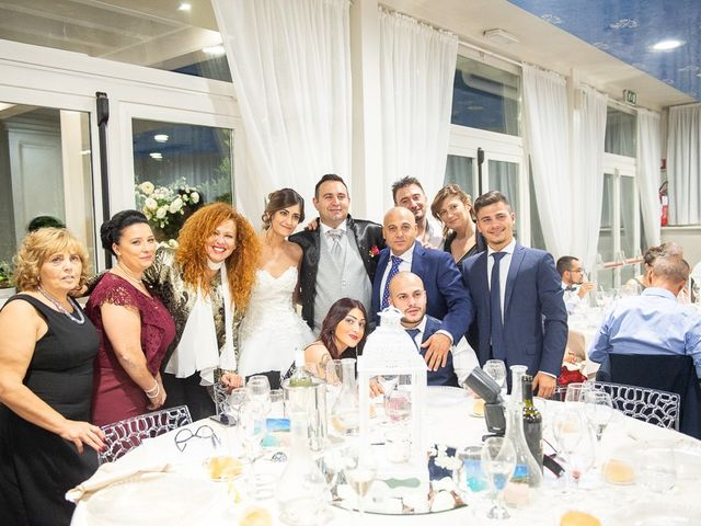 Il matrimonio di Andrea e Denise a Montichiari, Brescia 154