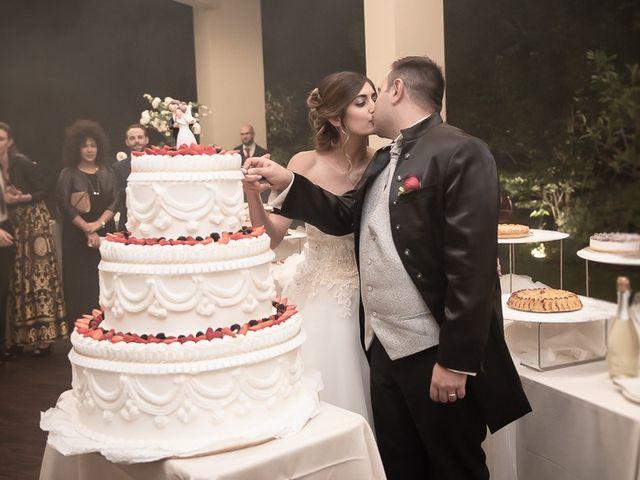 Il matrimonio di Andrea e Denise a Montichiari, Brescia 159