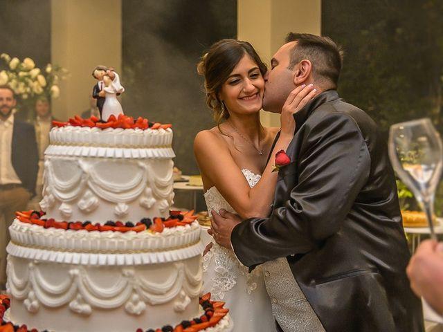 Il matrimonio di Andrea e Denise a Montichiari, Brescia 160