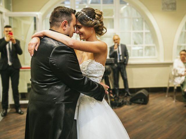 Il matrimonio di Andrea e Denise a Montichiari, Brescia 165