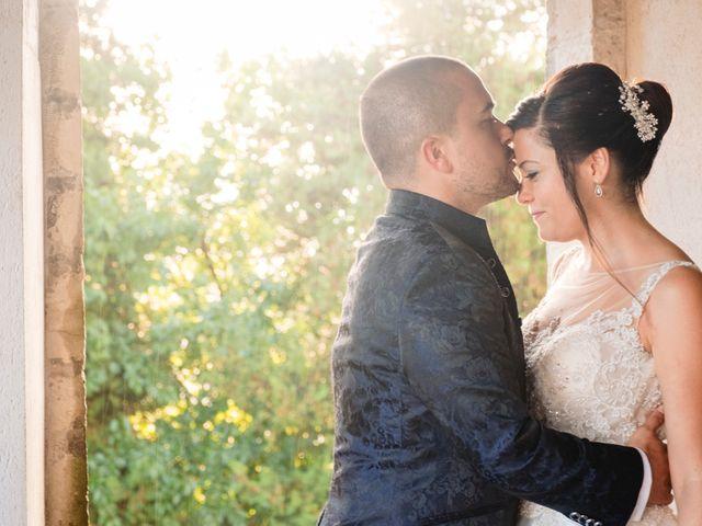 Le nozze di Eleonora e Tonino