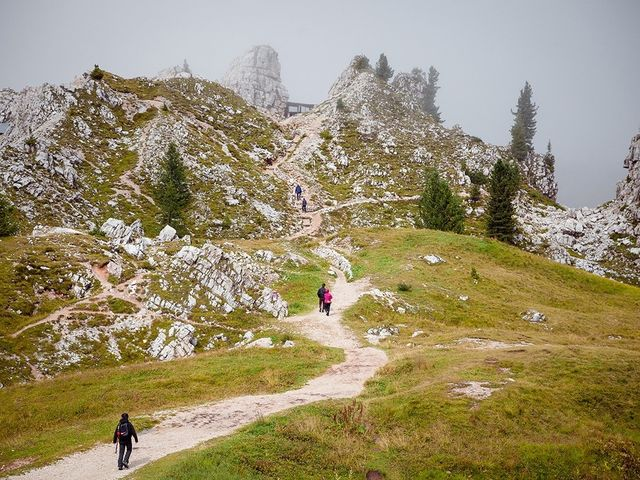 Il matrimonio di Alessandro e Amy a Cortina d'Ampezzo, Belluno 5