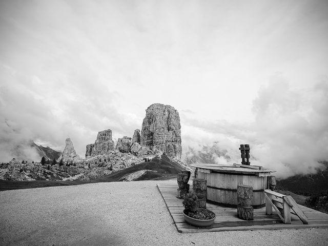 Il matrimonio di Alessandro e Amy a Cortina d'Ampezzo, Belluno 6