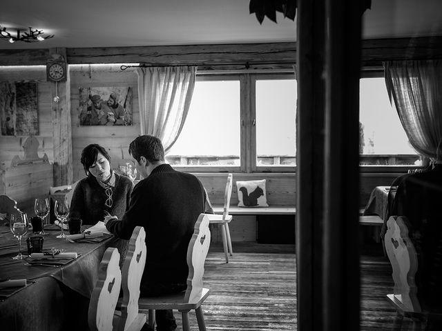 Il matrimonio di Alessandro e Amy a Cortina d'Ampezzo, Belluno 8