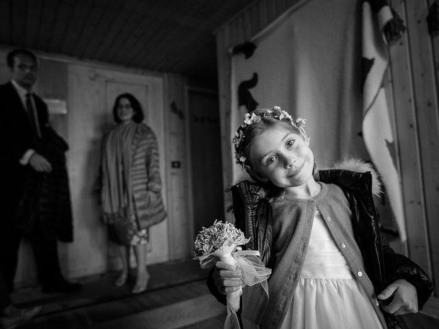 Il matrimonio di Alessandro e Amy a Cortina d'Ampezzo, Belluno 13