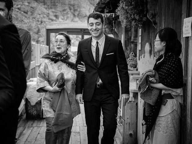 Il matrimonio di Alessandro e Amy a Cortina d'Ampezzo, Belluno 14