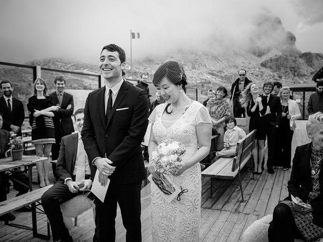Il matrimonio di Alessandro e Amy a Cortina d'Ampezzo, Belluno 16