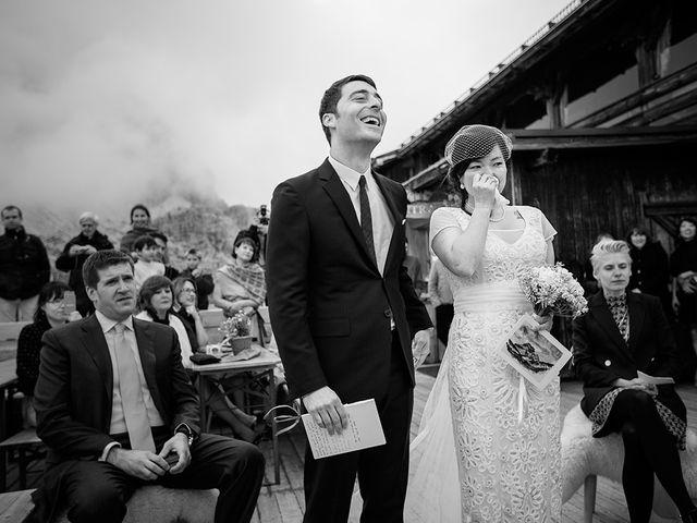 Il matrimonio di Alessandro e Amy a Cortina d'Ampezzo, Belluno 18