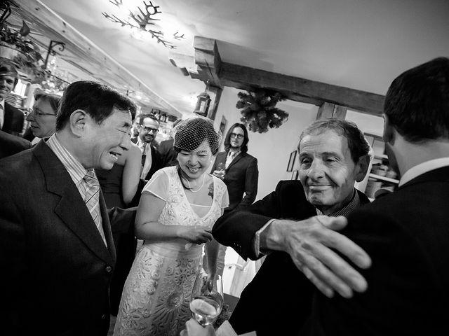Il matrimonio di Alessandro e Amy a Cortina d'Ampezzo, Belluno 23