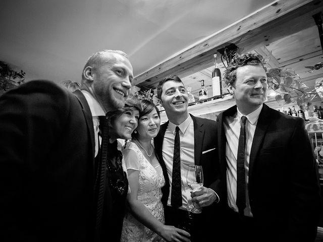 Il matrimonio di Alessandro e Amy a Cortina d'Ampezzo, Belluno 25