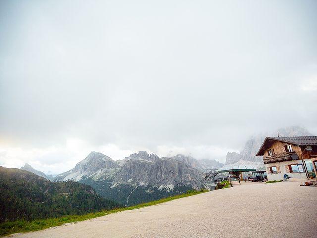 Il matrimonio di Alessandro e Amy a Cortina d'Ampezzo, Belluno 29