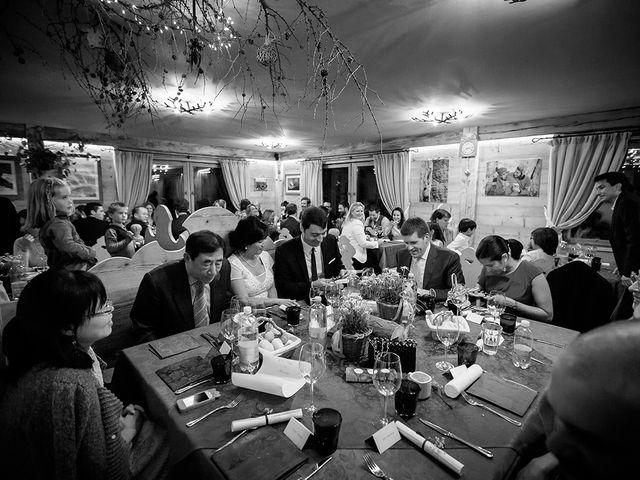 Il matrimonio di Alessandro e Amy a Cortina d'Ampezzo, Belluno 32