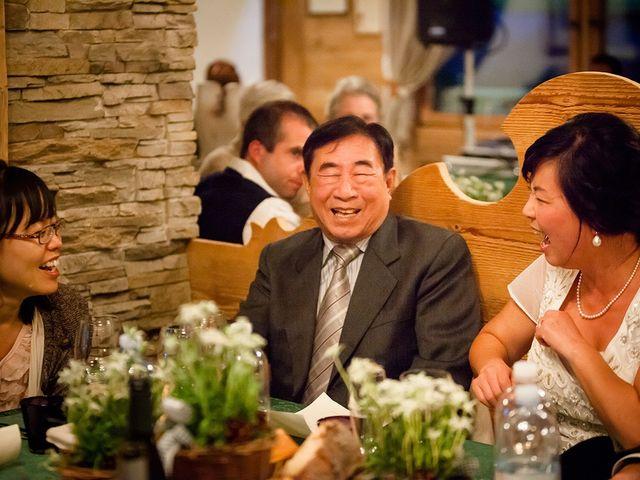 Il matrimonio di Alessandro e Amy a Cortina d'Ampezzo, Belluno 33
