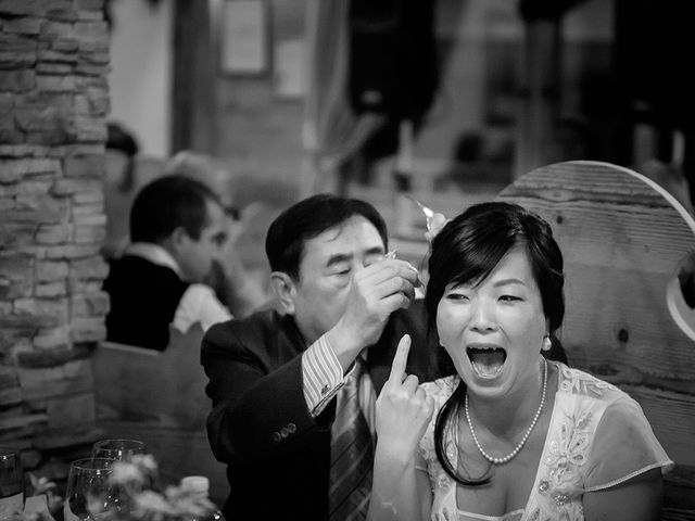 Il matrimonio di Alessandro e Amy a Cortina d'Ampezzo, Belluno 35