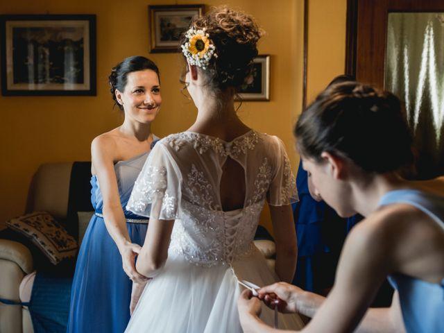 Il matrimonio di Enrico e Giulia a Prato Sesia, Novara 24