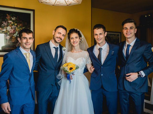 Il matrimonio di Enrico e Giulia a Prato Sesia, Novara 25