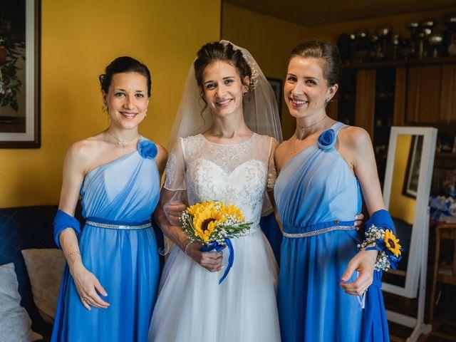 Il matrimonio di Enrico e Giulia a Prato Sesia, Novara 26