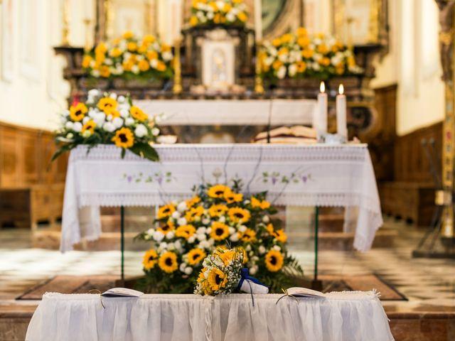 Il matrimonio di Enrico e Giulia a Prato Sesia, Novara 29