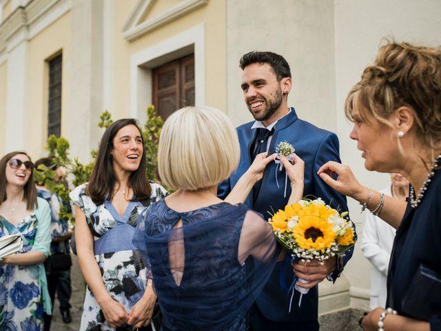 Il matrimonio di Enrico e Giulia a Prato Sesia, Novara 31