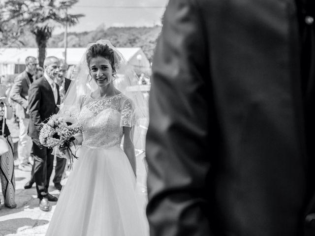 Il matrimonio di Enrico e Giulia a Prato Sesia, Novara 35