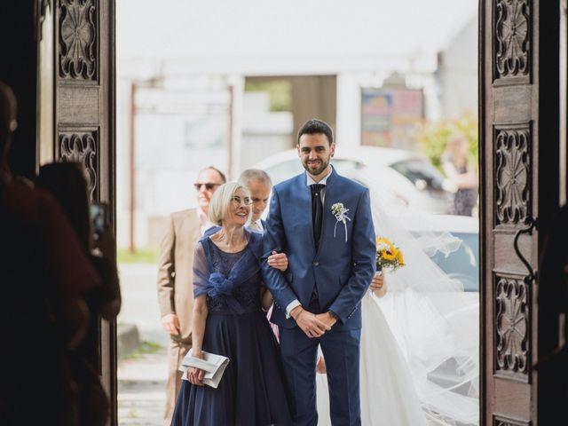 Il matrimonio di Enrico e Giulia a Prato Sesia, Novara 36