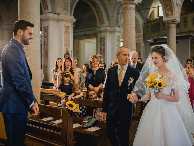Il matrimonio di Enrico e Giulia a Prato Sesia, Novara 38