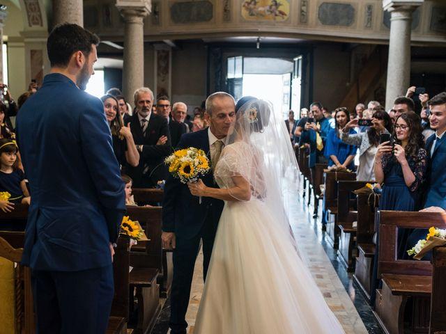 Il matrimonio di Enrico e Giulia a Prato Sesia, Novara 39